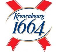 """Пиво """"Кроненбург 1664"""" 0,46l"""