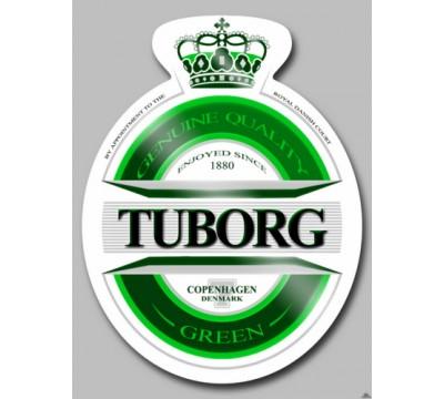 """Пиво """"Туборг Грин"""" 0,5l"""