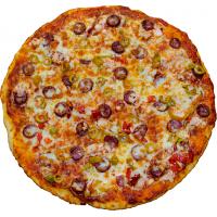 Чили-пицца ⌀32